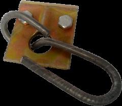 Зажим П2 (металлический)