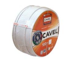 Коаксиальный кабель CAVEL SAT50M 100 м