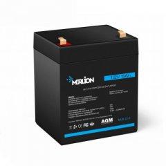 Аккумуляторная батарея MERLION MLB-12-5, 12V 5Ah  (90х70х107 мм)